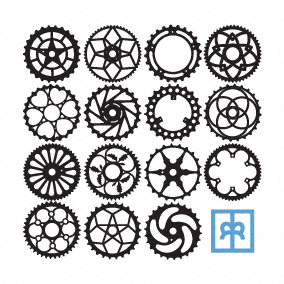 Preview of chainring vectors