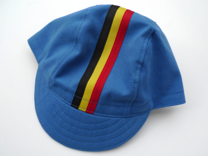 Belgian Colors Cycling Cap