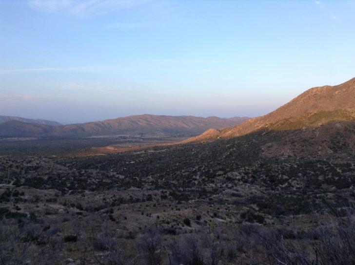 San Felipe Valley Sunset