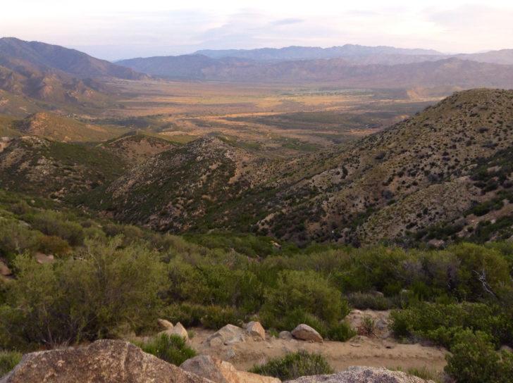 San Felipe Valle California