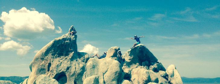 Eagle Rock PCT California