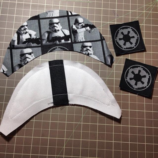 star wars cycling cap bills