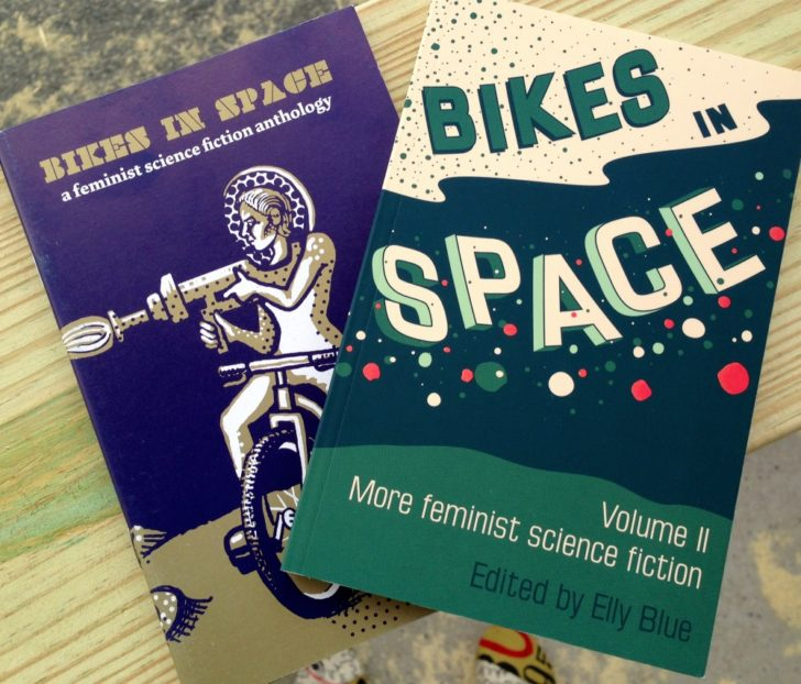 Bikes in Space, volumes 1 and 2