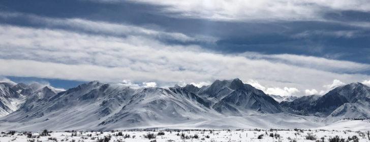 mount morrisson sierra nevada