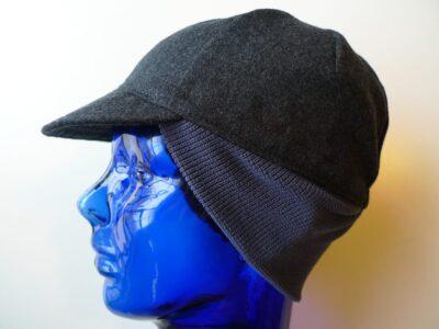 Winter cycling cap