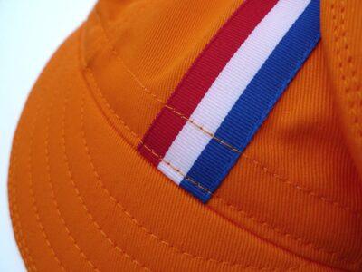 Dutch Pride Cycling Cap